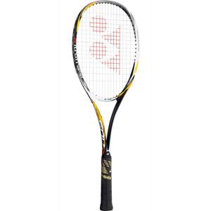 YO NXG50V 402 UXL1 ヨネックス ソフトテニス ラケット(シャインイエロー・サイズ:UXL1・ガット未張り上げ)ネクシーガ50V YONEX NEXIGA 50V