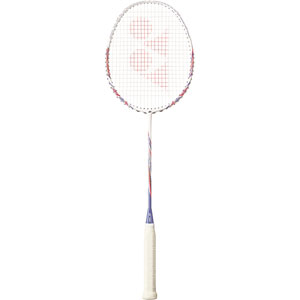 YO NR450LT 115 4U6 ヨネックス バドミントン ラケット(ホワイト/パープル・サイズ:4U6・ガット未張り上げ) YONEX NANORAY 450 LIGHT(ナノレイ450ライト)