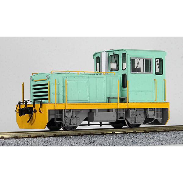 [鉄道模型]ワールド工芸 (HO) 16番 北陸重機 28t 貨車移動機 組立キット