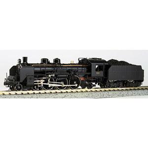 [鉄道模型]ワールド工芸 (N) 国鉄 C54形 蒸気機関車(従台車原型仕様) 組立キット リニューアル品