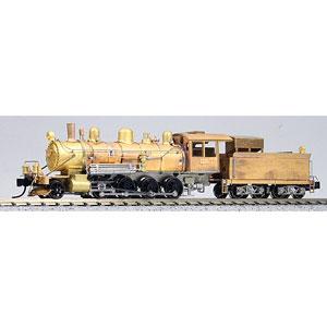 [鉄道模型]ワールド工芸 (N) 三菱鉱業茶志内 炭礦専用鉄道 9217号 蒸気機関車 塗装済完成品【特別企画品】