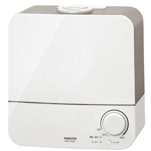 MZH-A552-H 山善 ハイブリッド式加湿器(木造8畳まで/プレハブ洋室13畳まで グレー) YAMAZEN
