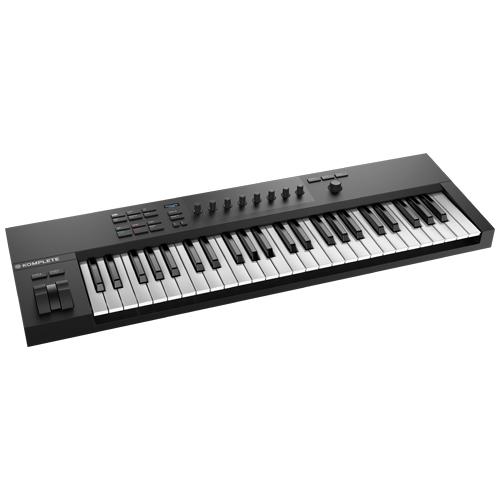 KOMPLETE KONTROL A49 ネイティブインストゥルメンツ 49鍵MIDIキーボード・コントローラ Native Instruments
