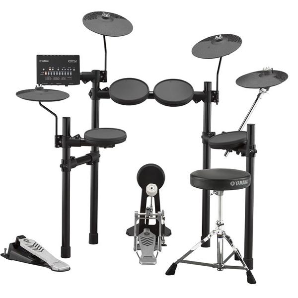 DTX432KUPGS ヤマハ 電子ドラムセット【ドラムスローン(椅子)付属】 YAMAHA DTX402シリーズ