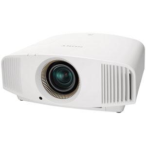 VPL-VW555-W ソニー 4K/3D対応 ビデオプロジェクター(ホワイト) SONY