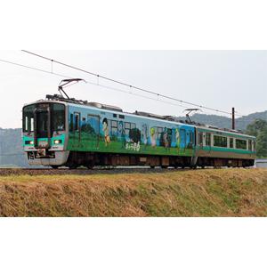 [鉄道模型]グリーンマックス (Nゲージ) 50605 JR125系(小浜線・おばませんキャラ号6)2両編成セット(動力付き)