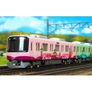 [鉄道模型]グリーンマックス (Nゲージ) 50620 近鉄3220系(KYOTO-NARAラッピング)6両編成セットII(動力付き)