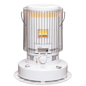 KS-6700(W) トヨトミ 石油ストーブ(木造17畳/コンクリート24畳まで) 【暖房器具】TOYOTOMI シルキーホワイト