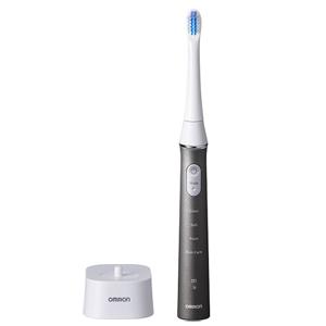HT-B324-BK オムロン 電動歯ブラシ(ブラック) OMRON 音波式