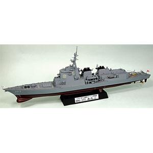 【再生産】1/350 海上自衛隊イージス護衛艦 DDG-177 あたご(新着艦標識デカール付)【JB18】 ピットロード