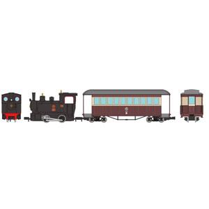 【予約受付中】 [鉄道模型]トミーテック (HOナロー) 鉄道コレクション (HOナロー) ナローゲージ80 ナローゲージ80 猫屋線 猫屋線 蒸気機関車+客車(旧塗装)トータルセット, 乙訓郡:1b2a0549 --- clftranspo.dominiotemporario.com