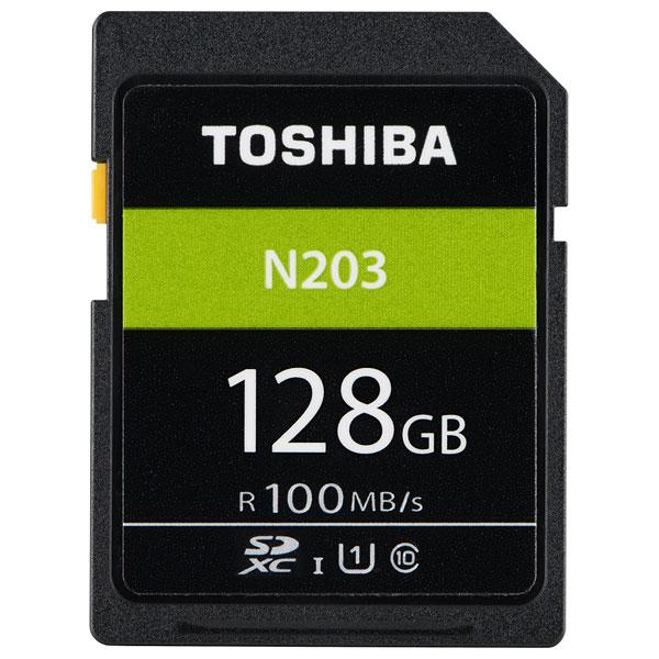 SD-LU128G 東芝 SDXCメモリーカード 128GB Class10 UHS-I