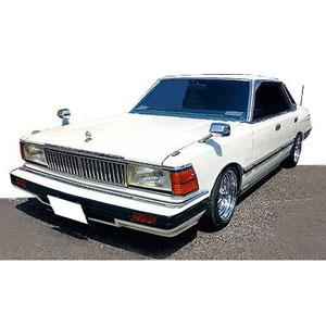 1/18 Nissan Cedric (P430) 4Door Hardtop 280E Brougham【IG1462】 ignitionモデル