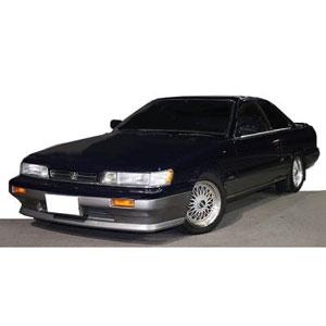 1/18 Nissan Leopard (F31) Ultima V30TWINCAM TURBO Black/Silver【IG1558】 ignitionモデル