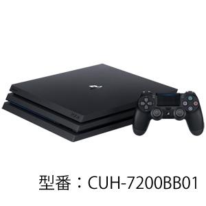PlayStation 4 Pro ジェット・ブラック 1TB ソニー・インタラクティブエンタテインメント [CUH-7200BB01 PS4Proブラック1TB]