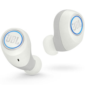 JBLFREEXWHTBT JBL 完全ワイヤレス Bluetoothイヤホン(ホワイト) JBL FREE X