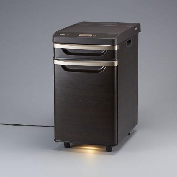 HR-D282BR ツインバード 17Lベッドサイド冷蔵庫(ブラウン) TWINBIRD