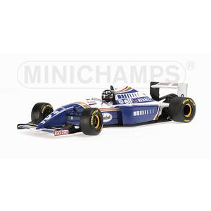 1/12 ウィリアムズ ルノー FW16 D.ヒル 1994【127941200】 ミニチャンプス