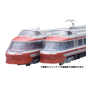 [鉄道模型]トミックス (Nゲージ) 97908 小田急ロマンスカー7000形 LSE(LSE Last Run)セット(11両)【限定品】