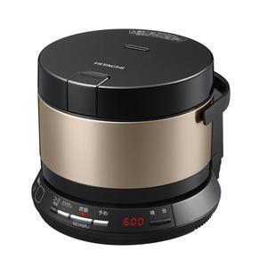 RZ-BS2M-N 日立 IHジャー炊飯器(2合炊き) ブラウンゴールド HITACHI おひつ御膳