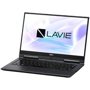 PC-HZ750LAB NEC 13.3型ノートパソコン LAVIE Hybrid ZERO HZ750/LAシリーズ メテオグレー LAVIE 2018年 秋冬モデル