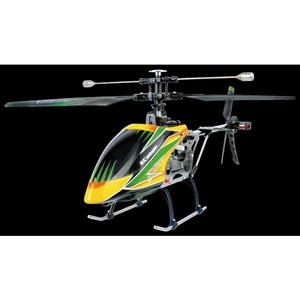 2.4GHz 4ch ヘリコプター V912 Brushless イエロー/グリーン【WLV912-BLS】 ハイテックマルチプレックスジャパン