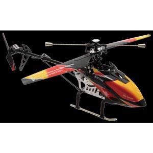 2.4GHz 4ch ヘリコプター V913 Brushless ブラック/ オレンジ【WLV913-BLS】 ハイテックマルチプレックスジャパン