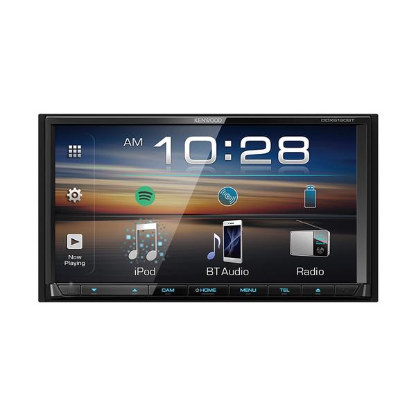 DDX6190BT ケンウッド DVD/CD/USB/iPod /Bluetoothレシーバー2DIN KENWOOD
