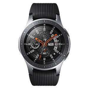 SM-R800NZSAXJP サムスン 【国内正規品】スマートウォッチ(シルバー) SAMSUNG Galaxy Watch (46mm) / Silver [SMR800NZSAXJP]【返品種別A】