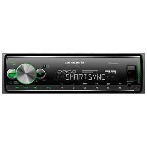 MVH-6500 パイオニア Bluetooth/USB/チューナー・DSPメインユニット1DIN carrozzeria(カロッツェリア)