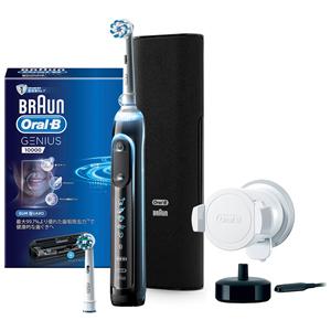 D7015266XCMBK ブラウン 電動歯ブラシ(ブラック) BRAUN Oral-B(オーラルB) Genius 10000(ジーニアス10000) [D7015266XCMBK]