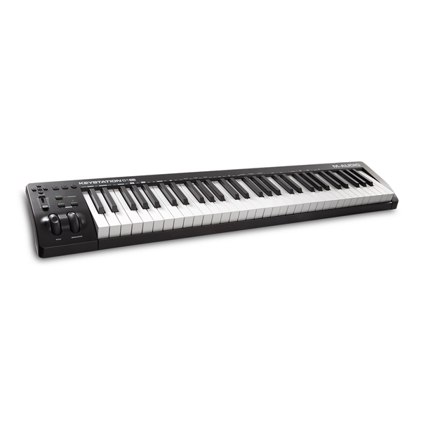 MA-CON-033 M-AUDIO 61鍵MIDIキーボード・コントローラ Keystation 61 MK3