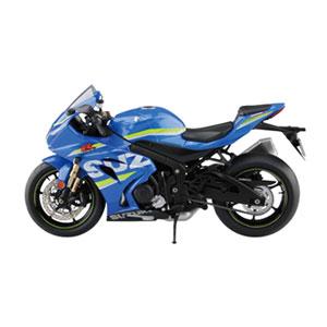 1/12 完成品バイク SUZUKI GSX-R 1000R アオシマ(スカイネット)