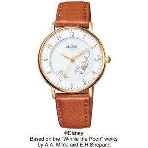 KP3-121-16 シチズン レグノ Disneyコレクション Poohモデル ソーラー ユニセックス [KP312116]【返品種別A】
