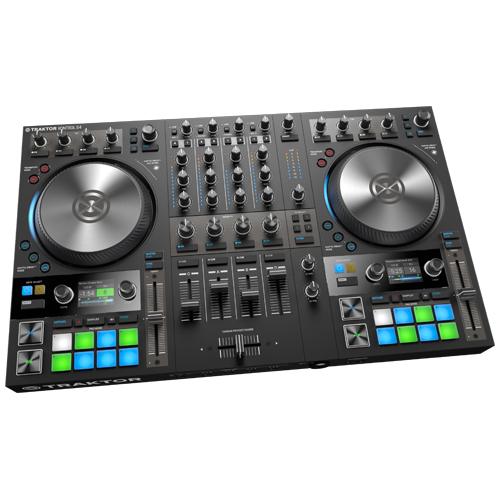 TRAKTORKONTROLS4MK3 ネイティブインストゥルメンツ DJ用コントローラー Native Instruments TRAKTOR KONTROL S4 MK3