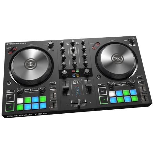 TRAKTORKONROLS2MK3 ネイティブインストゥルメンツ DJ用コントローラー Native Instruments TRAKTOR KONTROL S2 MK3