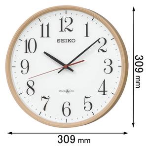GP-220-A セイコークロック 衛星電波掛け時計 [GP220A]【返品種別A】