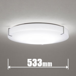 SH8289LDR オーデリック LEDシーリングライト【カチット式】 ODELIC