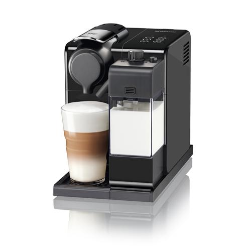 F521BK ネスプレッソ ネスプレッソコーヒーメーカー ブラック ラティシマ・タッチ プラス