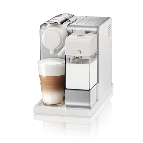 F521SI ネスプレッソ ネスプレッソコーヒーメーカー シルバー ラティシマ・タッチ プラス