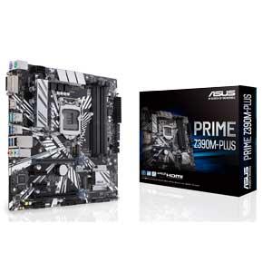 PRIME Z390M-PLUS エイスース Micro ATX対応マザーボードASUS PRIME Z390M-PLUS