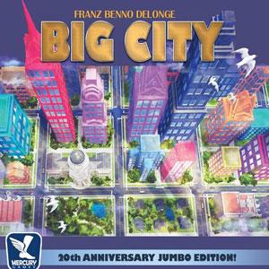 ビッグシティ:20周年記念版 ホビージャパン