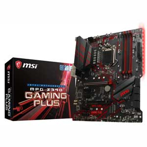 MPG Z390 GAMING PLUS MSI ATX対応マザーボードMSI MPG Z390 GAMING PLUS