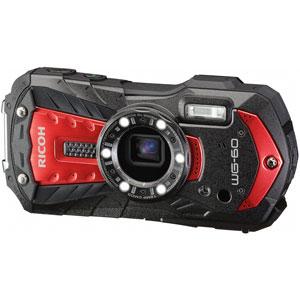 WG-60RED リコー デジタルカメラ「RICOH WG-60」(レッド) RICOH