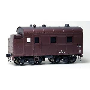 [鉄道模型]ワールド工芸 (HO) 16番 国鉄 ホヌ30形 暖房車 組立キット リニューアル品