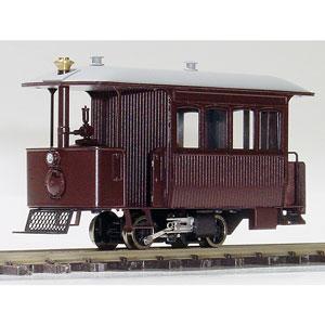 [鉄道模型]ワールド工芸 (HOナロー) 工藤式蒸気動車 組立キット リニューアル品
