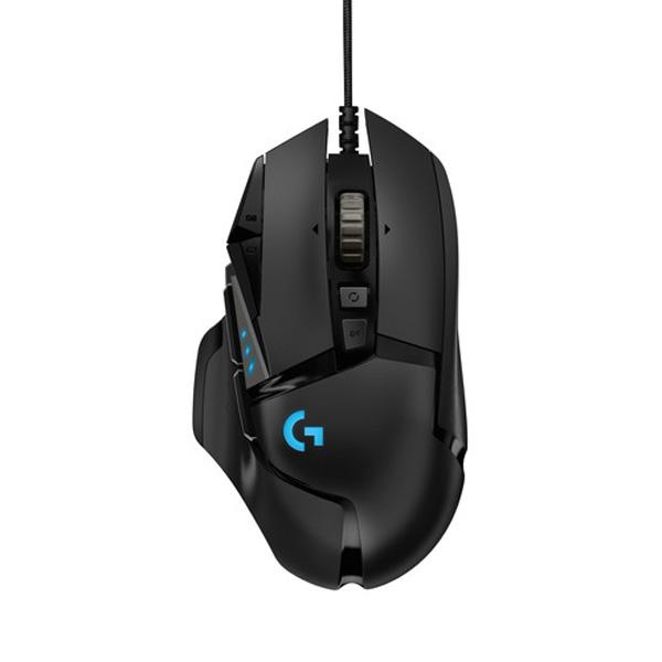 G502RGBH ロジクール オプティカル ゲーミングマウス Logicool G502 HERO Gaming Mouse