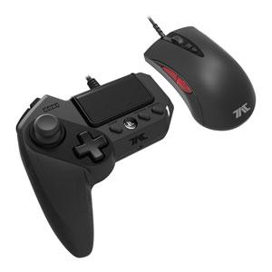【PS4/PS3】タクティカルアサルトコマンダー グリップコントローラータイプ G2 for PlayStation 4/PlayStation 3/PC ホリ [PS4-120 ホリ TAC G2]