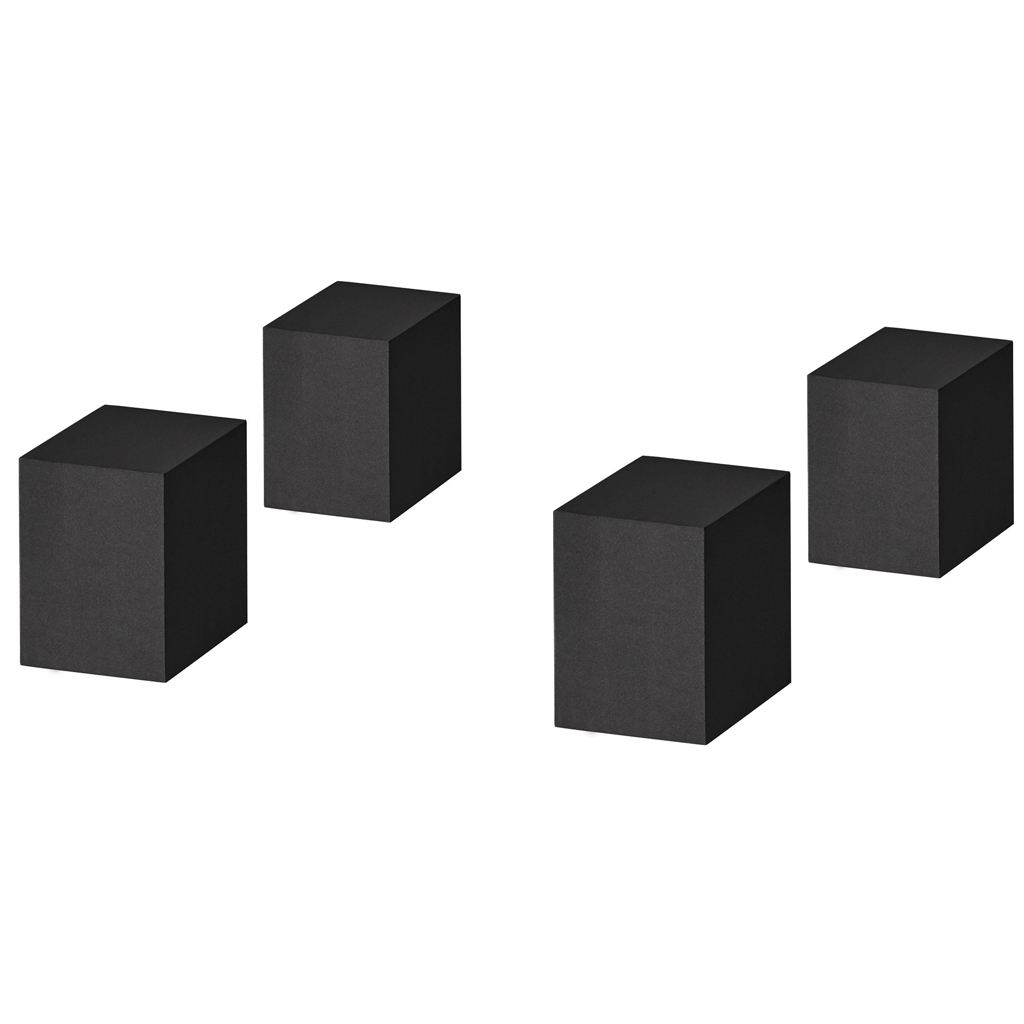 SB-942 ハヤミ ブロック型スピーカーベース(8個1組) HAMILeX(ハミレックス)