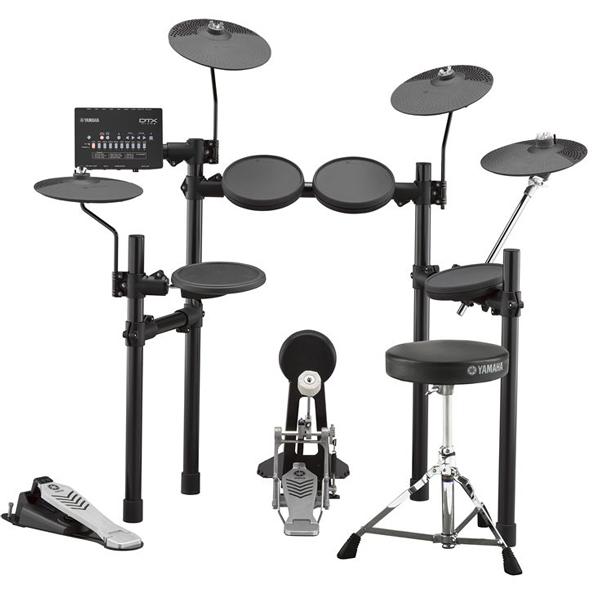 DTX452KUPGS ヤマハ 電子ドラムセット【ドラムスローン(椅子)付属】 YAMAHA DTX402シリーズ